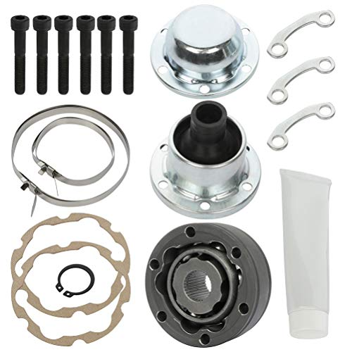 CTCAUTO Drive shaft CV Joint Rebuild Kit replacement for J eep D odge Liberty Nitro 3.7L 4.0L 2007-2011 Front