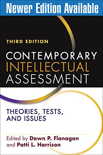 Contemporary Intellectual Assessment, Third Edition:...