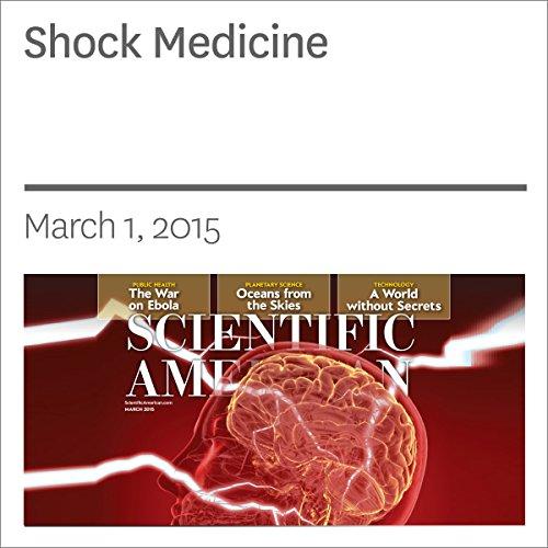 Shock Medicine copertina