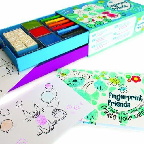 Meadow Kids Fingerprint Friends by Meadow Kids