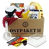 Ostpaket Haushalt mit 13 typischen Kultprodukten aus der DDR Geschenkidee