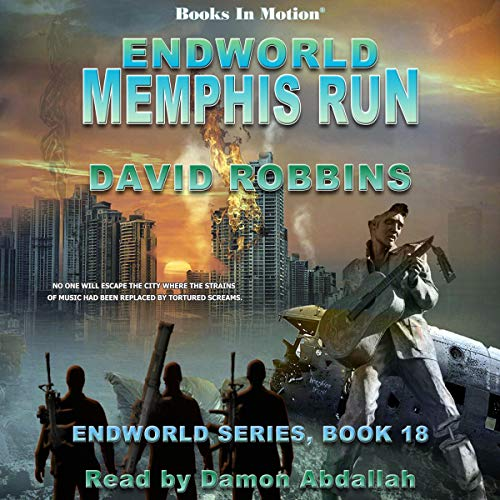 Endworld: Memphis Run  By  cover art