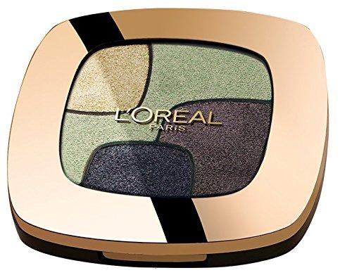 L'Oréal Paris Color Riche Quads Lidschatten, P2 Tresors Caches, 2.5 g