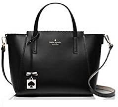 Kate Spade Ivy Drive Small Loryn in Black/Oyster Blue