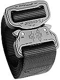 Cobra Quick Release Buckle Men's Cobra Belt – 1.5' Nylon Belt Everyday Belt 1Ply