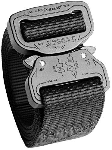 The Original Klik Belt Cobra Buckle Belt 1 Ply Belt – 1.5' Nylon 1Ply Belt