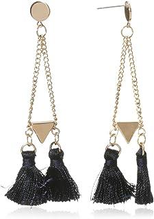 Gold Plated Drop Earring For Women (drop-9)