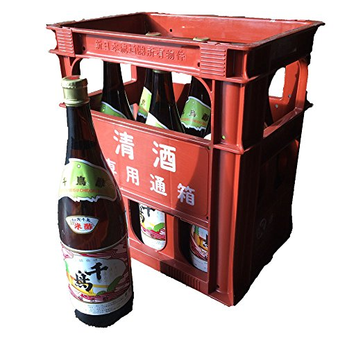 村山造酢 千鳥酢 1800ml 1.8L 一升瓶 6本セット