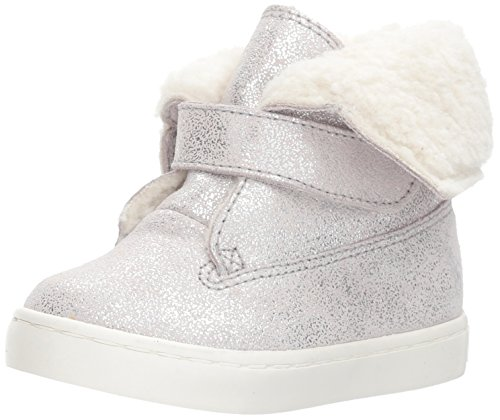 Baby Girl Silver Boots