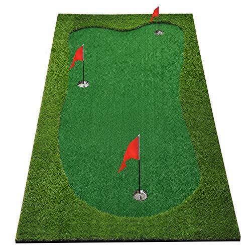 BOBURN Golf Putting Green/Mat-Golf Training Mat