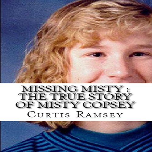 Missing Misty audiobook cover art