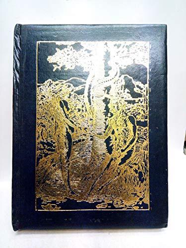 Técnica del grabado. Edición Monumental de Normas y Modelos de Grabados en Bronce y Madera, a través de los Grandes Maestros del Arte Occidental. Grabados Originales de Lucas de Leyde y Peter Brue