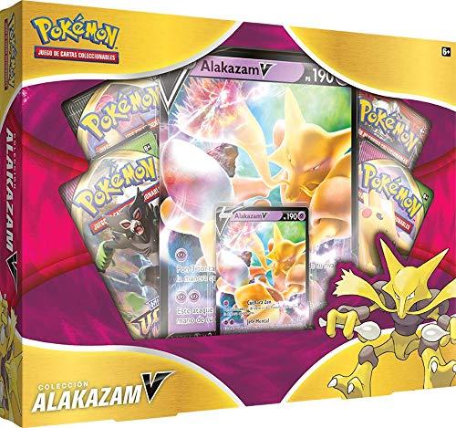 Pokèmon Alakazam V Box Castellano