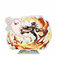 【原神】キャラクターアクリルスタンド Genshin 全身 アクスタ 軽量 展示用 デコレーション 置物 装飾品