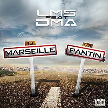 Marseille Pantin