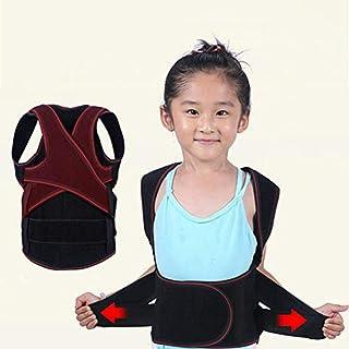Posture Orthosis Humpback Correction Belt, Shoulder Spine Back Support Belt, Corset for Kids, Children, Girls, Boys
