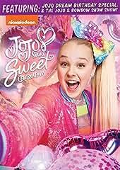 JoJo Siwa: Sweet Celebrations arrives on DVD September 17 from Nickelodeon