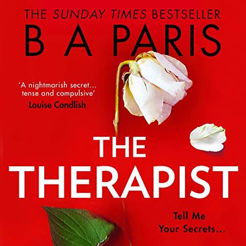 Couverture de The Therapist
