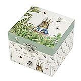 TROUSSELIER - Pierre Lapin - Peter Rabbit - Boîte à Trésors & Bijoux Musicale - Idéal Cadeau Enfant - Musique Lullaby de...