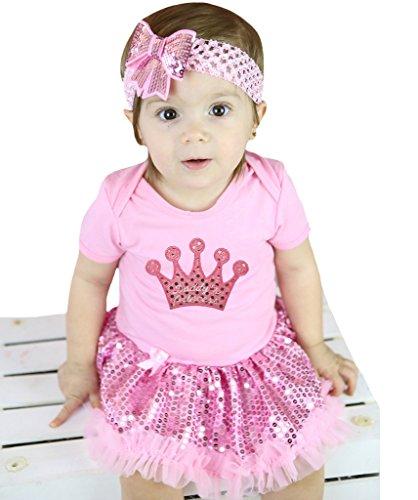 Petitebelle - Body - Bébé (fille) 0 à 24 mois Rose rose - Rose - M