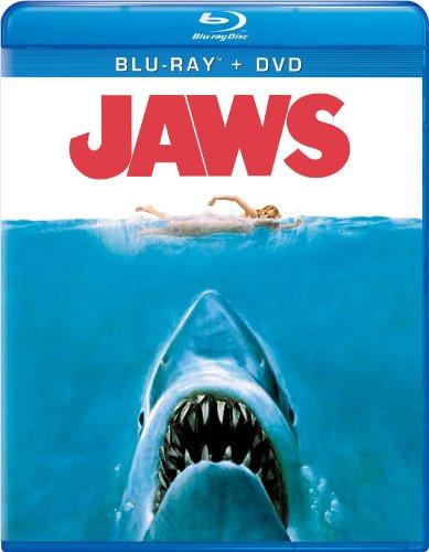 Jaws - Blu-ray + DVD + Digital Copy + UltraViolet