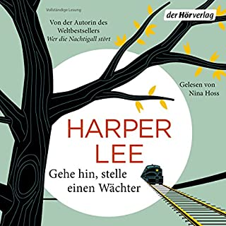 Gehe hin, stelle einen Wächter                   By:                                                                                                                                 Harper Lee                               Narrated by:                                                                                                                                 Nina Hoss                      Length: 7 hrs and 31 mins     Not rated yet     Overall 0.0
