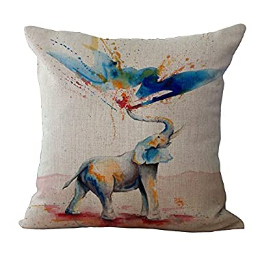 homesofadecorationscushion Printed Cushion Cover