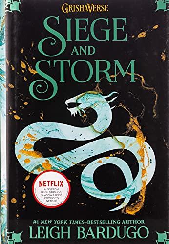 Siege and Storm (Grisha Trilogy, Band 2)
