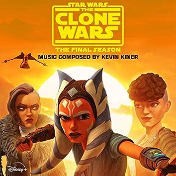 Star Wars: The Clone Wars - The Final Season (Episodes 5-8) (Original Soundtrack)