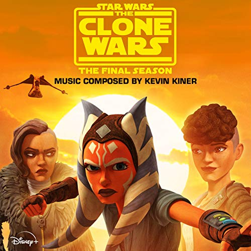 Star Wars: The Clone Wars - The Final Season (Episodes 5-8) (Original Soundtrack)