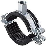 Fischer Collare per tubi FRS - FRS PLUS 121-127 COLLARE PER T - 10 pezzi per confezione...