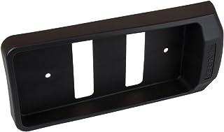 XLC Unisex - Volwassen verlichtingshuis 2339000014 Verlichtingsbehuizing, zwart, één maat