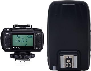 Mcoplus MCO-MTFT-203N Flash for Nikon Camera Black
