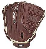 "Mizuno GFN1400S3 Franchise Series Slowpitch Softball Gloves, 14"", Right Hand Throw"