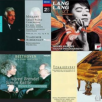 Great Piano Concerti