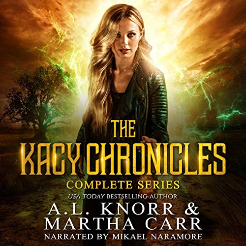 Kacy Chronicles Boxed Set cover art