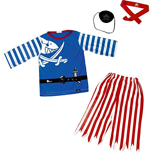 Spiegelburg 12426 Piratenkostüm Capt'n Sharky