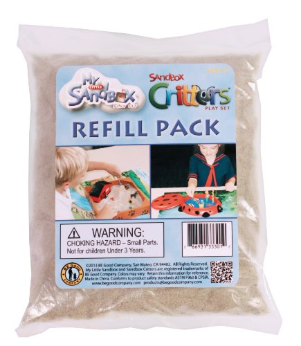 Price comparison product image Be Good Company Natural Sand (Refill Pack)