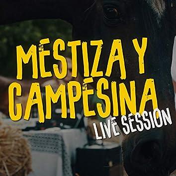 Mestiza y Campesina (Live Session)