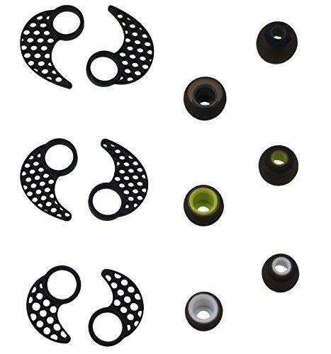 Ear Tips for jaybird x2, BLUEWALL Eartips Ear Gel Ear Hook for Jaybird X,...