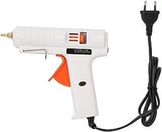 80W Hot Melt Glue Gun Herramienta de reparación del calentador de alta temperatura Pistola de calor para placas de circuito Reparación de fabricación artesanal