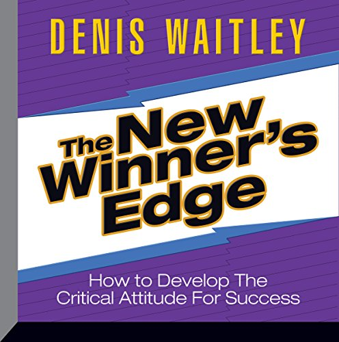The New Winner's Edge audiobook cover art