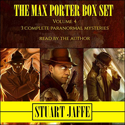 The Max Porter Box Set: Volume 4 cover art