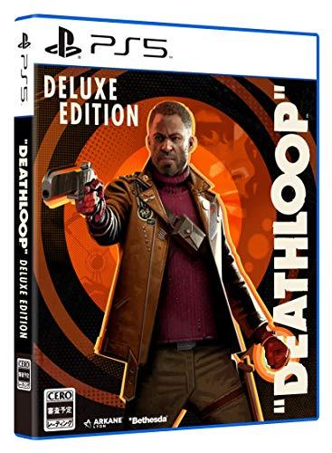 DEATHLOOP Deluxe Edition〔Amazon.co.jp限定〕特典内容未定 【予約特典】ゲーム内アイテム コード封入 【CEROレーティング審査予定 (「Z」想定) 】 -PS5