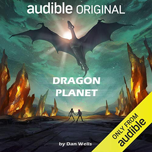 Dragon Planet audiobook cover art