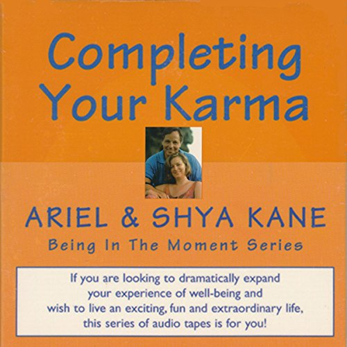 Completing Your Karma audiobook cover art