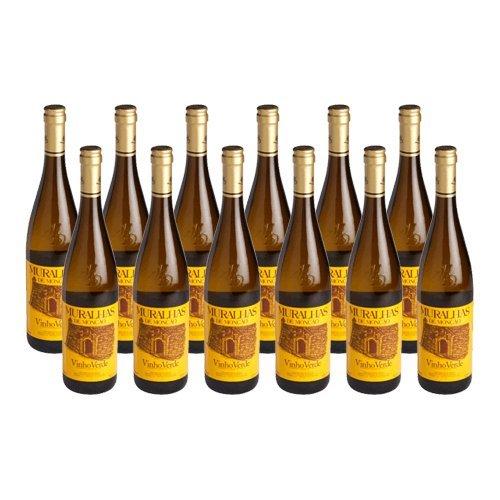 Muralhas Monção - Vino Verde- 12 Botellas