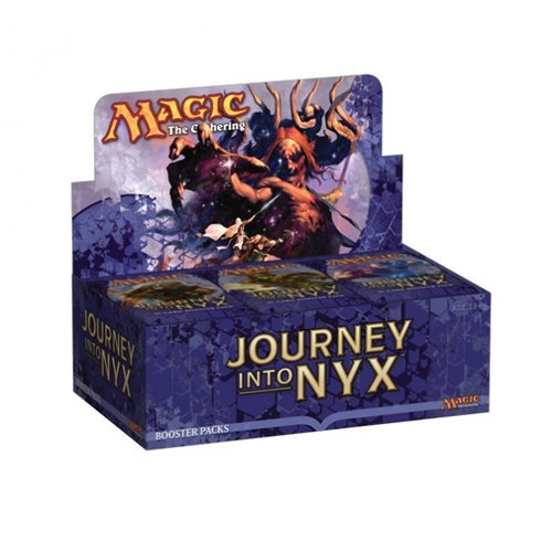 Magic: The Gathering MTG Journey Into Nyx Sealed Booster Box (36 packs)