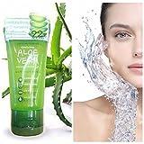 Bluelover Peeling-Off Aloe Vera Cara Gel Limpiador Hidratante Removedor De Maquillaje