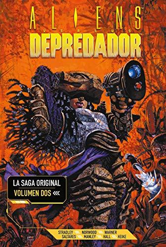 Aliens vs Depredador: La Saga original 2